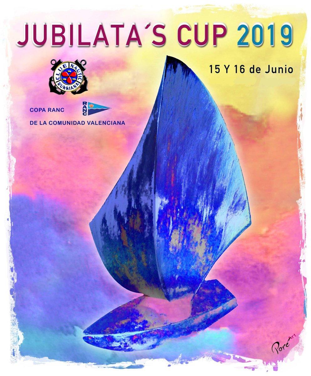 Participa en la Regata Jubilatas Cup 2019, desde el C.N. Burriana