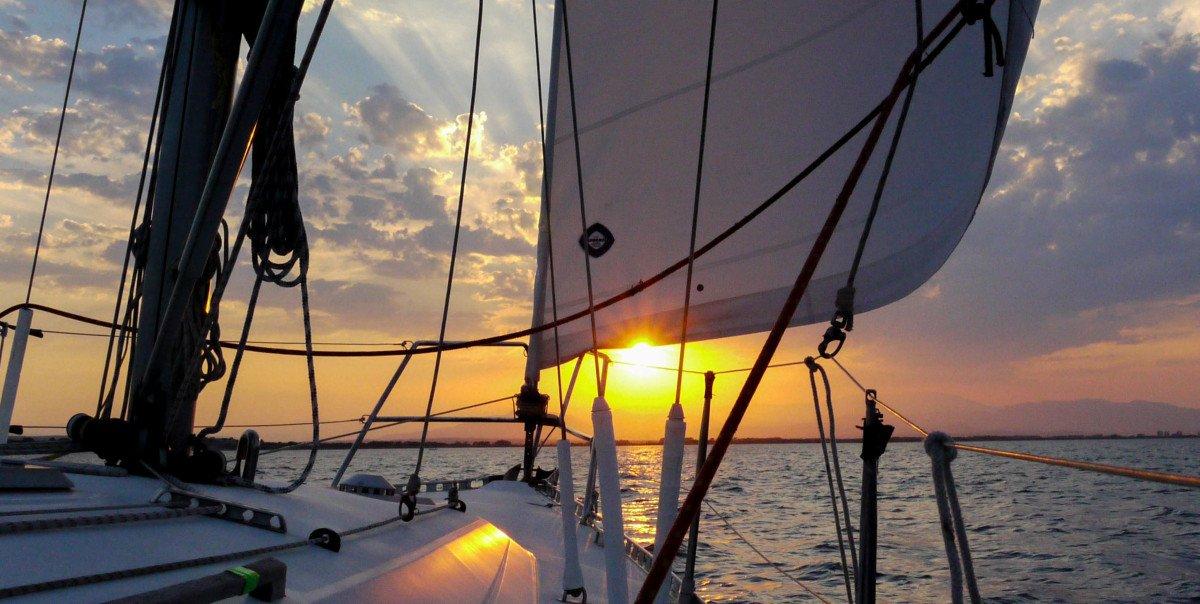 Curso de vela de crucero en la Costa Brava
