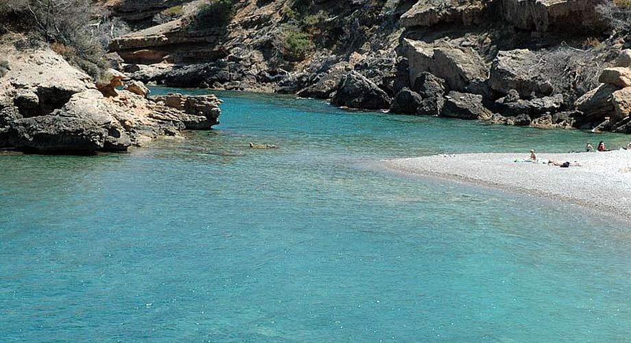 Excursión en Llaut por Alcudia, Norte de Mallorca
