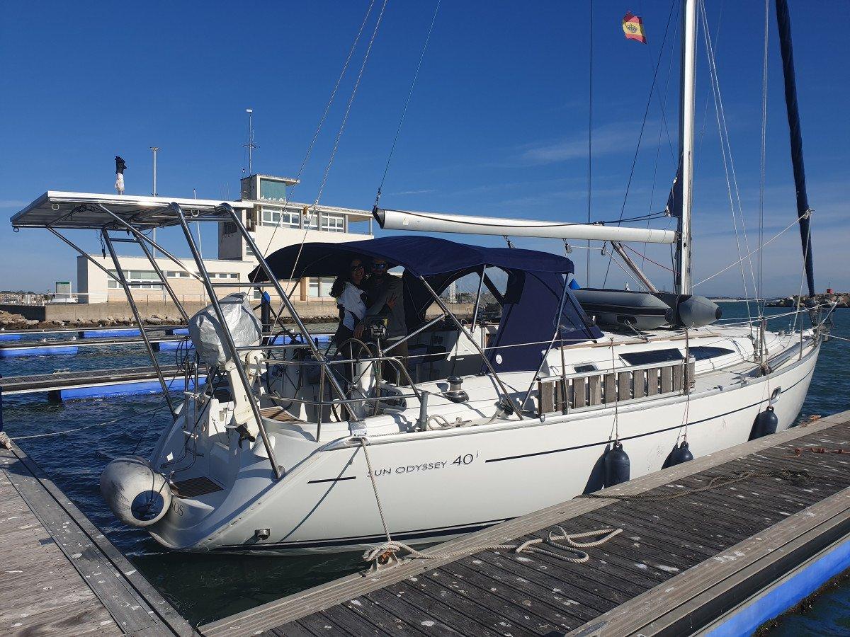 Travesía en velero Ibiza - Formentera - Cádiz