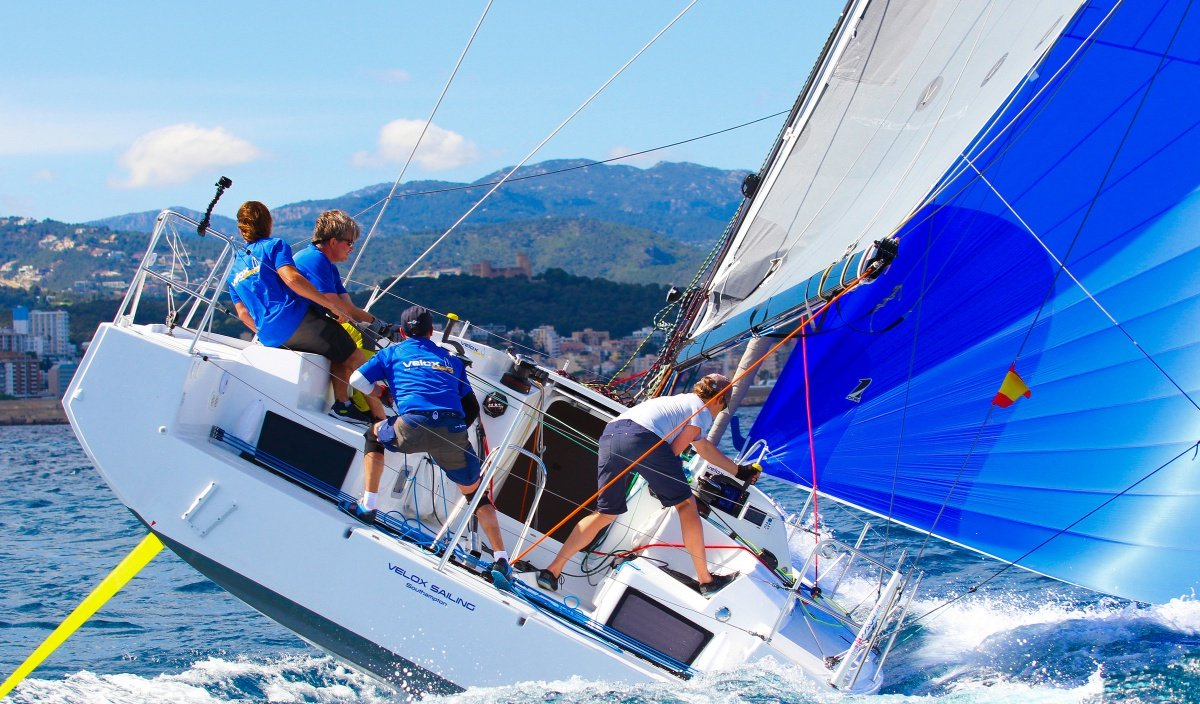 Curso avanzado de navegación de altura entre Alicante e Ibiza en cuatro días
