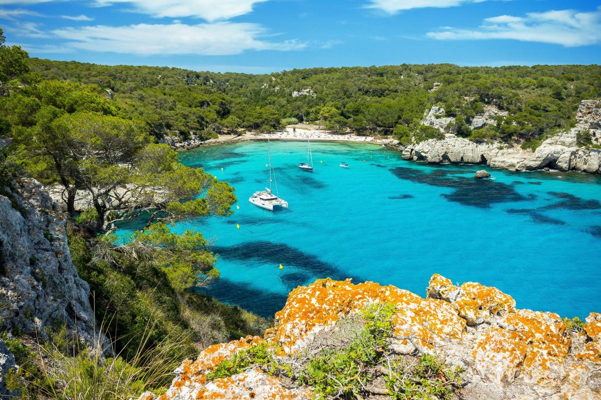 Travesía semana de Menorca a Ibiza, pasando por Mallorca