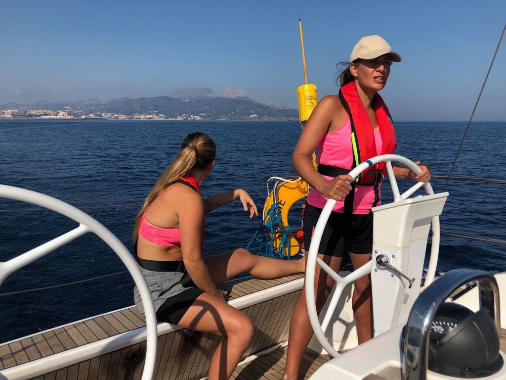 5-day practical Day Skipper course