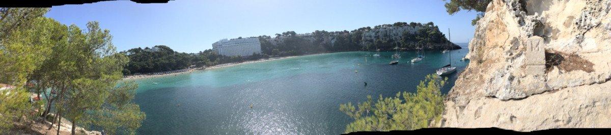 Navega por la Isla de Menorca durante una semana