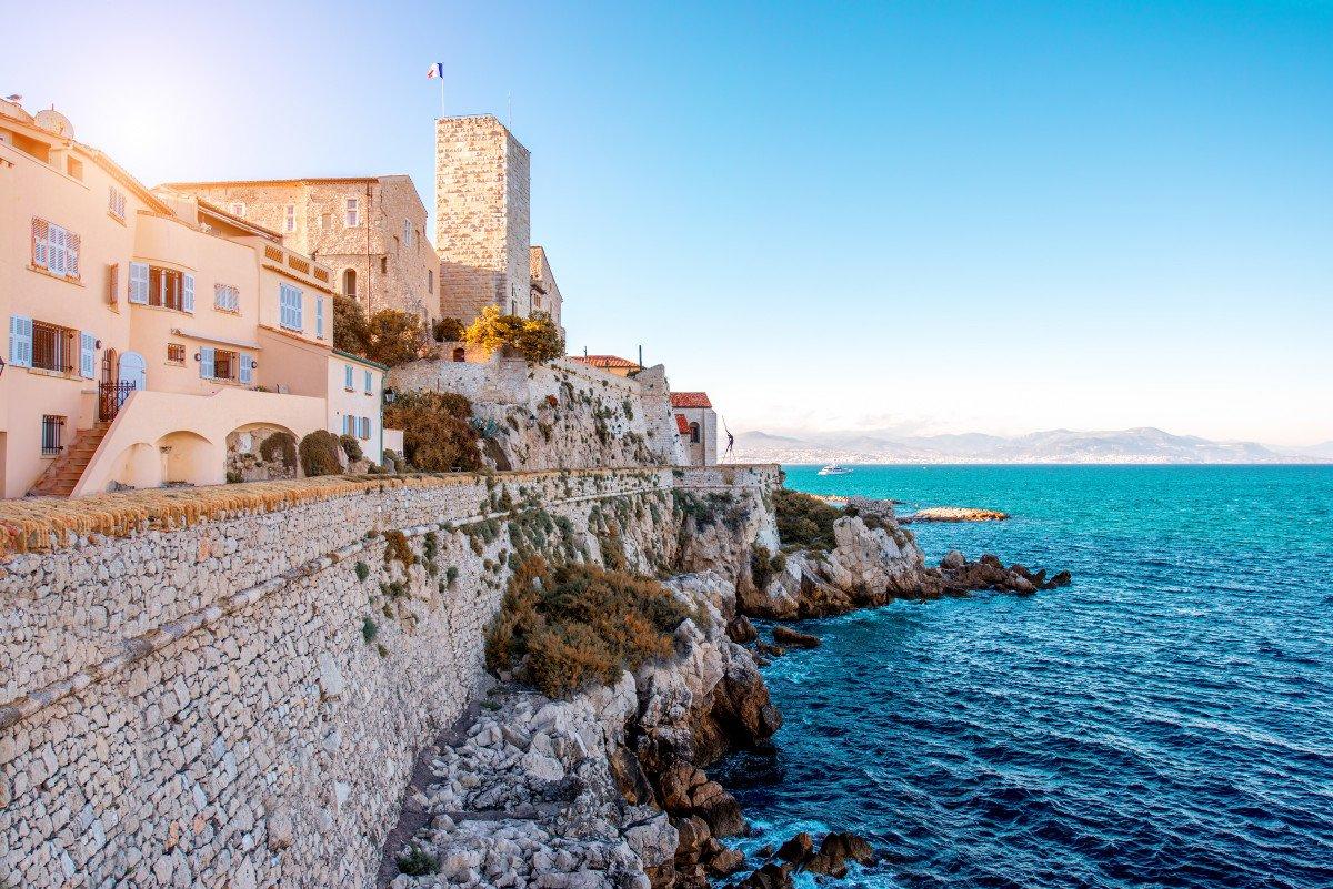 Viaje en velero por la Costa Azul y Riviera Italiana