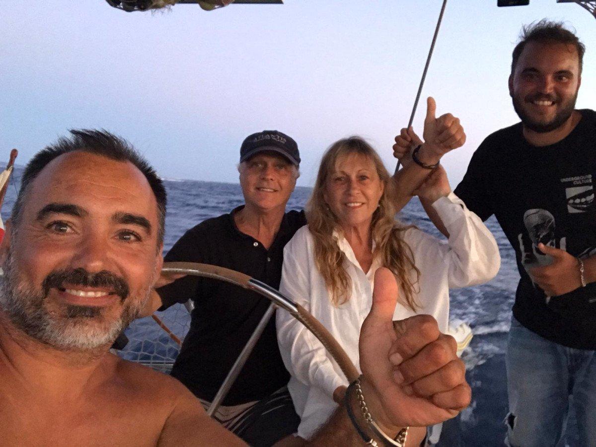 Travesía Ibiza - Formentera con fondeo incluido