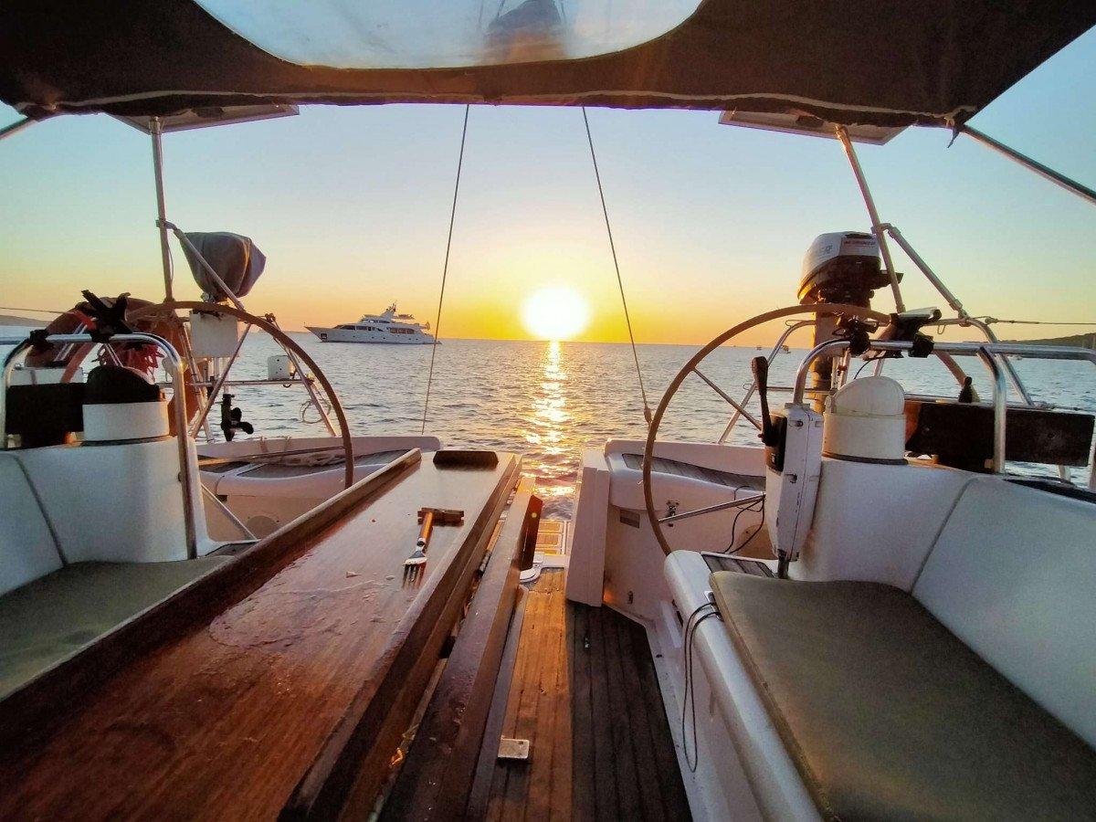 Navega desde Ibiza hasta Almería 8 días