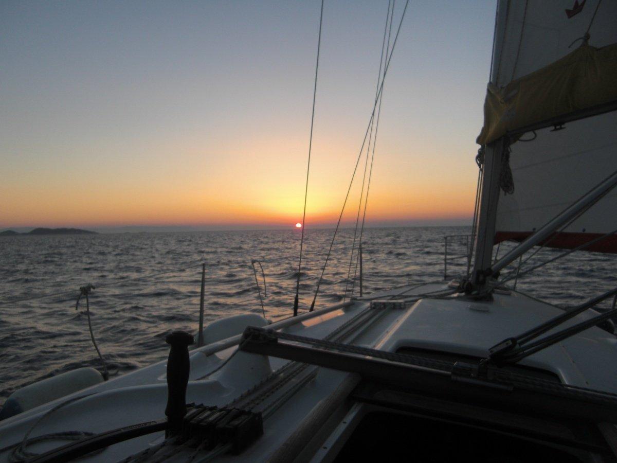 Travesía por Croacia en velero durante una semana