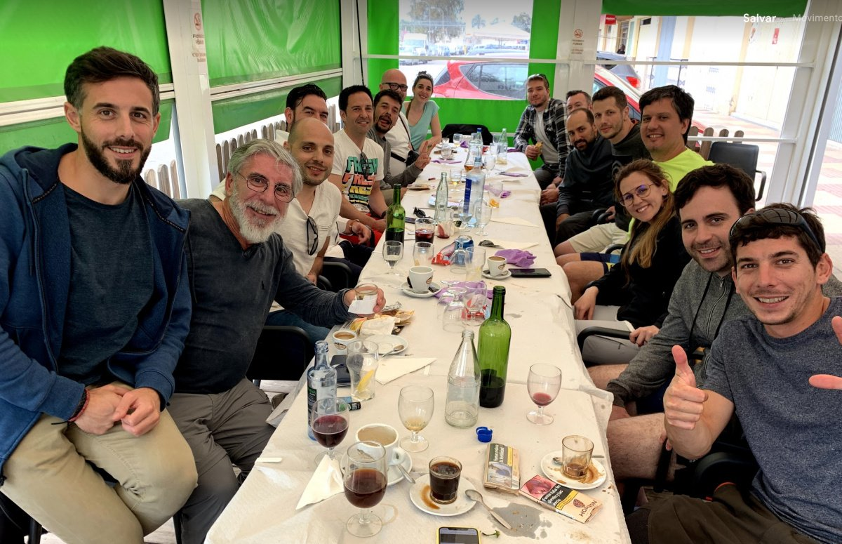 Excursión en velero Valencia - Cullera