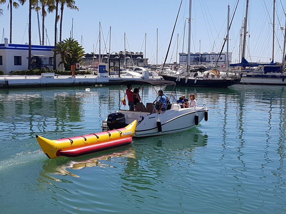 Navega de Estepona a Duquesa