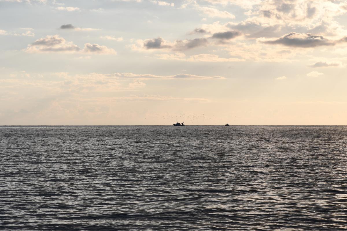 Jornada de pesca de altura en La Manga