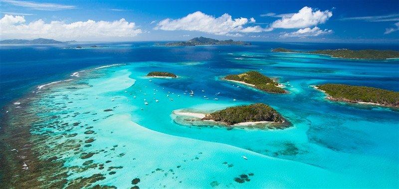 Semana de navegación por el Caribe desde San Vicente y las Granadinas