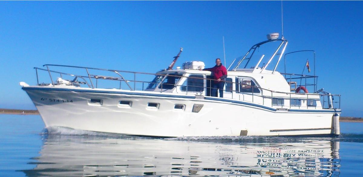 Licencia de navegación en Santander