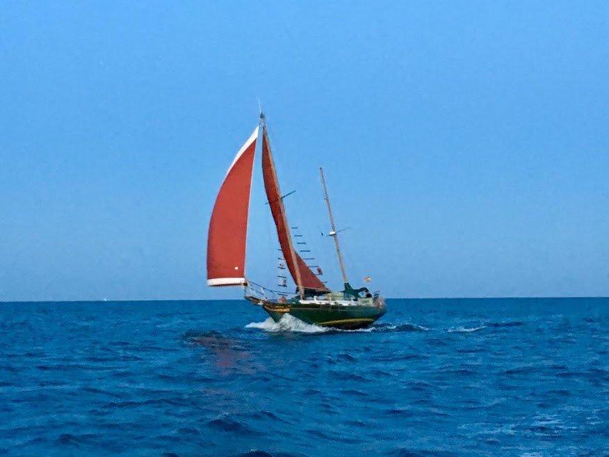 Curso de navegación tradicional en Barcelona