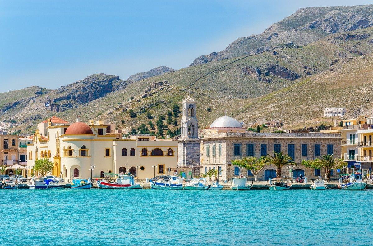 Navegación de 12 días en velero por Grecia y Turquía