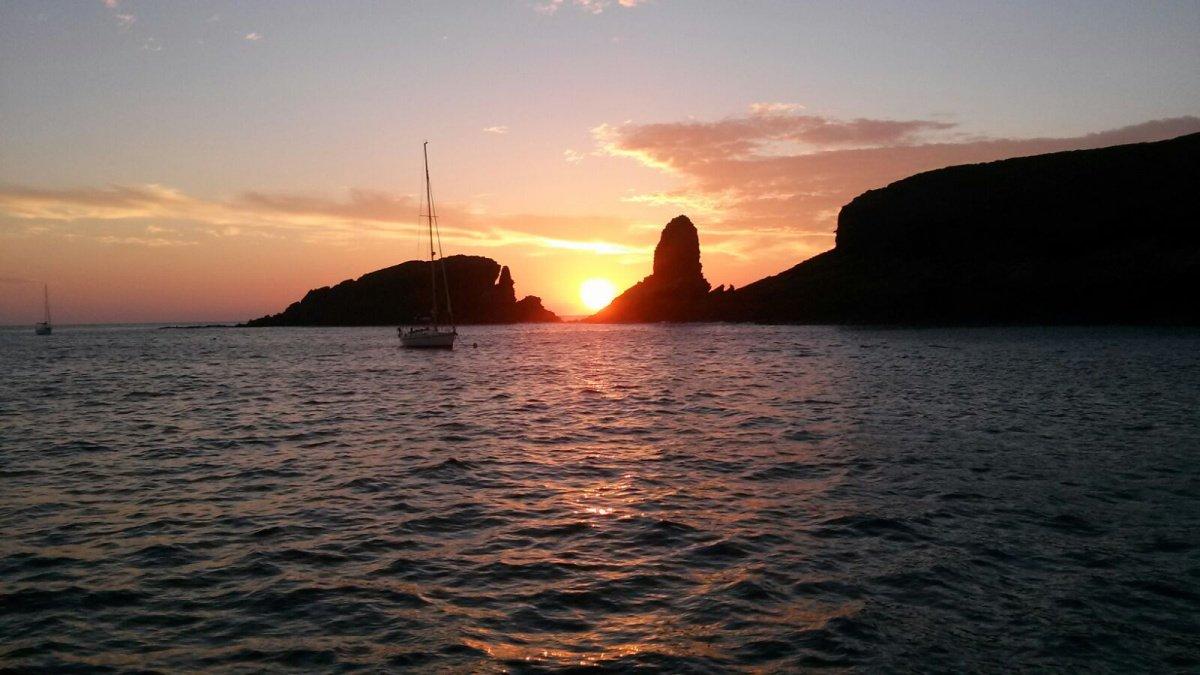 Travesía de dos días a las Islas Columbretes