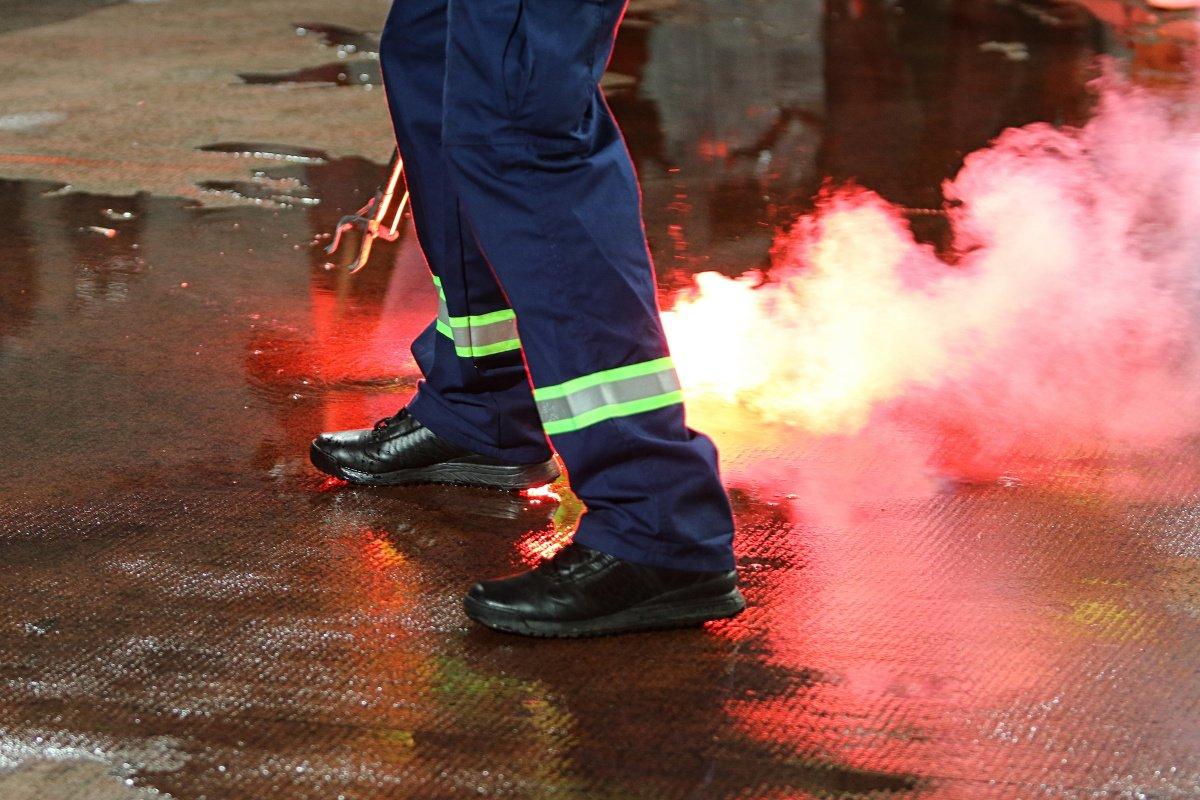 Actualización de Avanzado de Lucha contra Incendios en Vigo