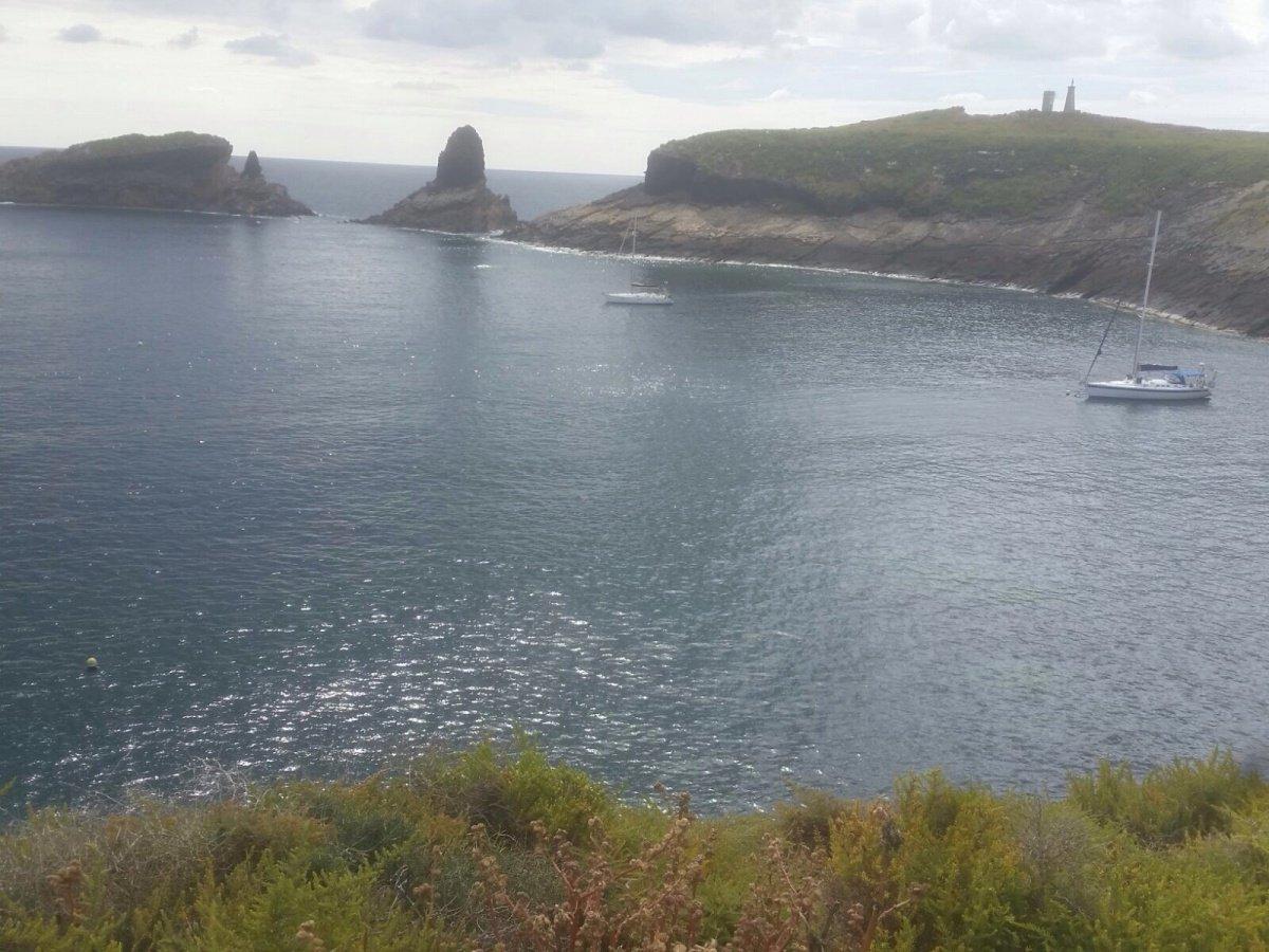 Escapada de navegación a las Islas Columbretes