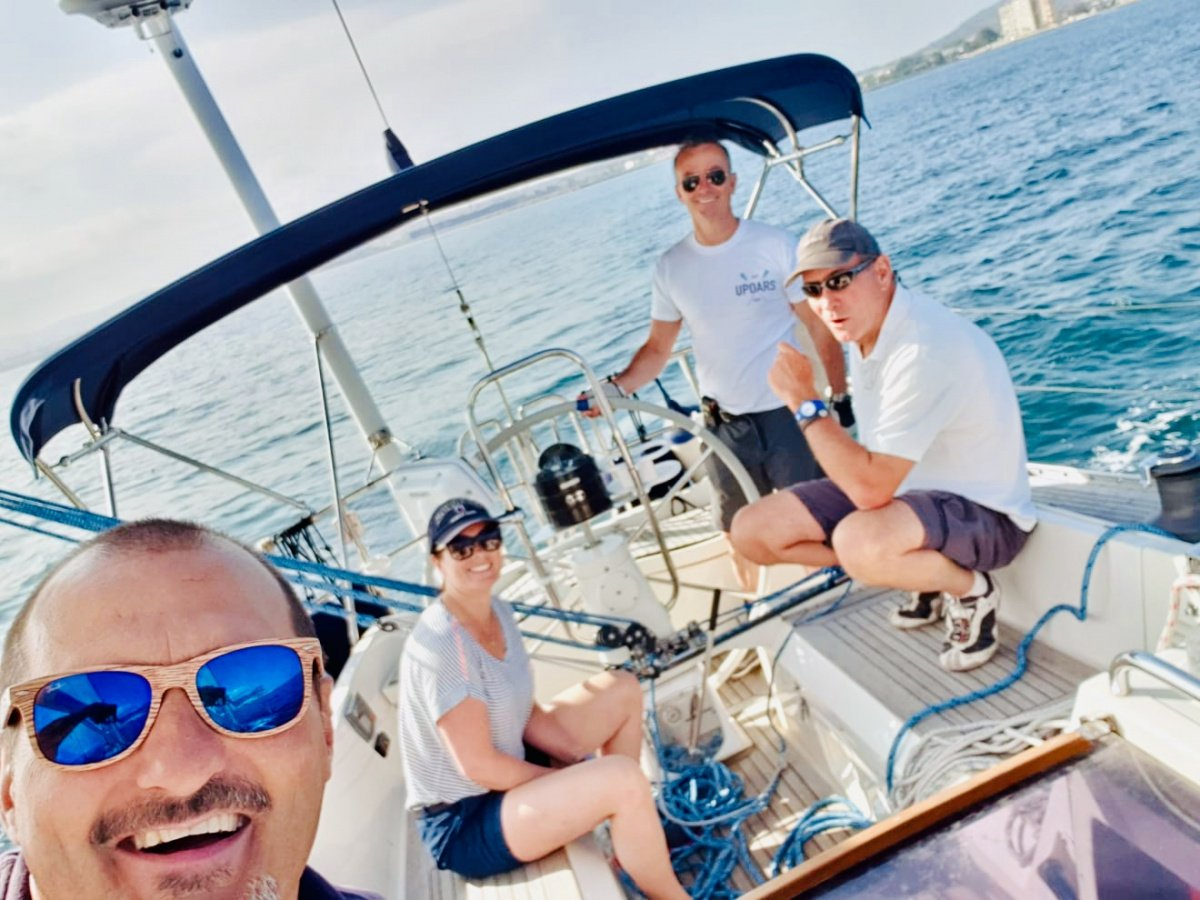 Course RYA Competent Crew or RYA Day Skipper practical in Gibraltar