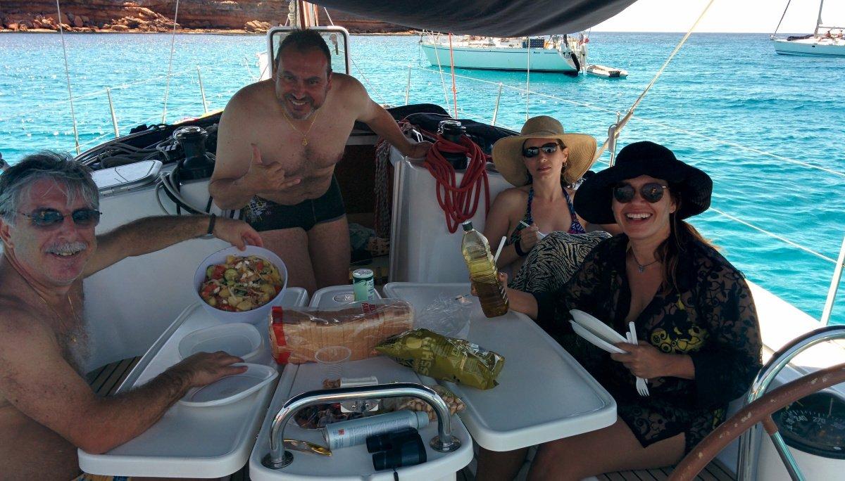 Travesía en velero a Ibiza y Formentera durante 5 días