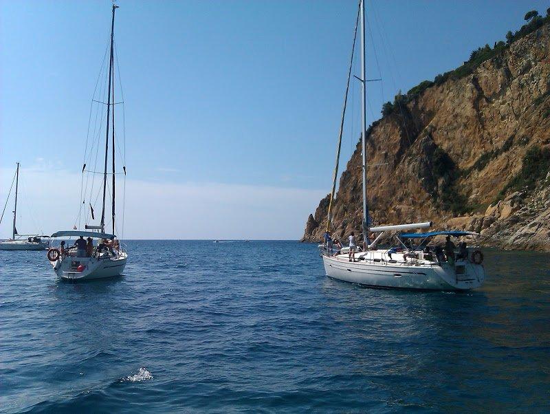 Vacaciones en velero a Mallorca desde Barcelona