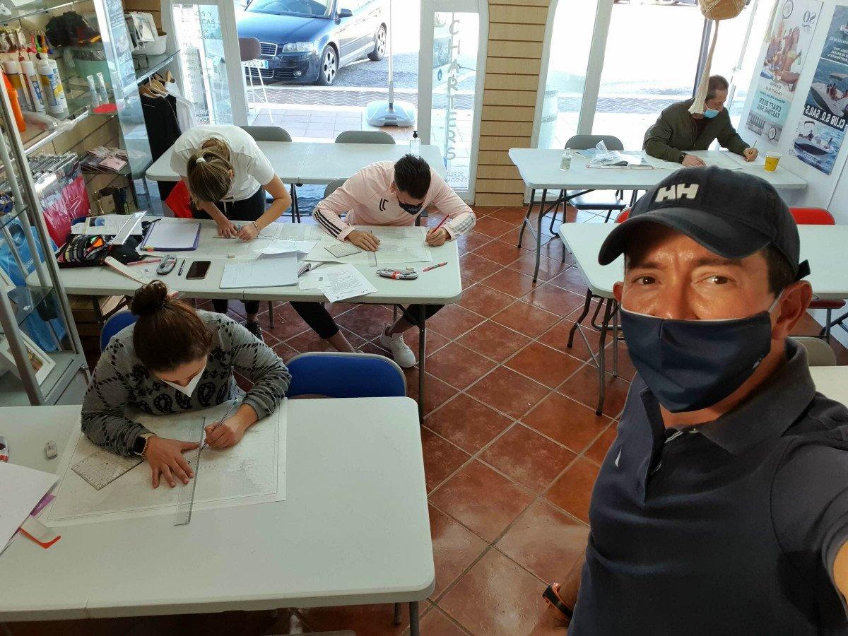 Paquete prácticas PER completo en Estepona