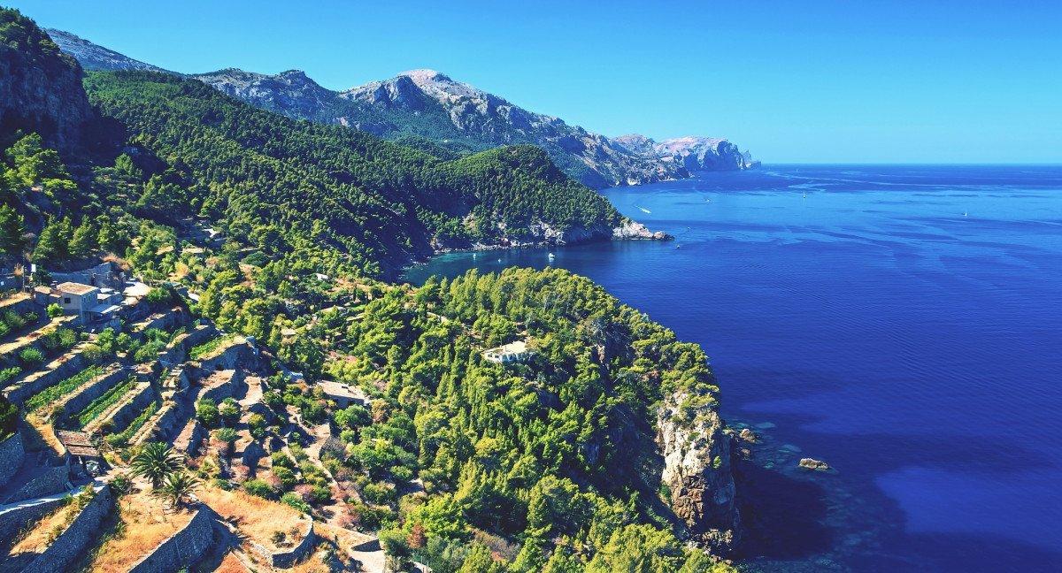 ¡Paseos por el Mediterráneo desde la costa oeste de Mallorca!