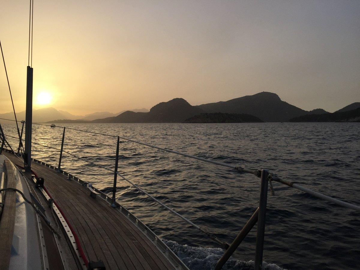 Aventura Atlántica. Travesía de Algeciras a Lanzarote.