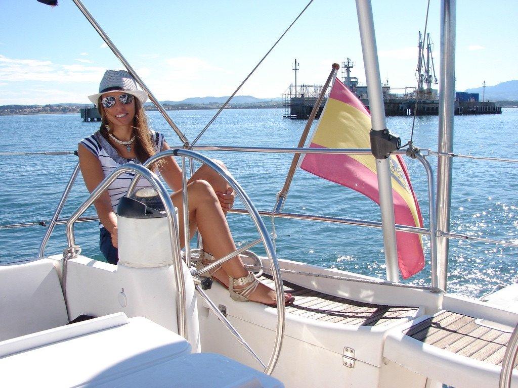 Prácticas de Habilitación a Vela en Santander