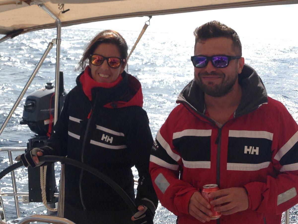 Denia-Ibiza: Prácticas ampliación PER en travesía 24 horas