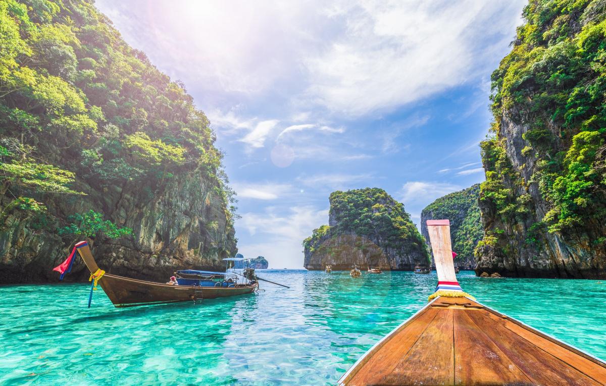 Navega en flotilla por Tailandia durante 10 días