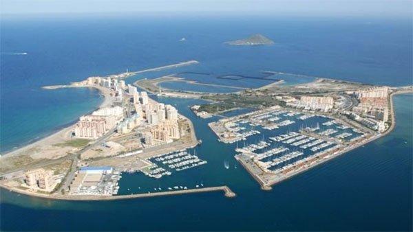Travesía Torrevieja - Mar Menor - Alicante - Torrevieja en Semana Santa