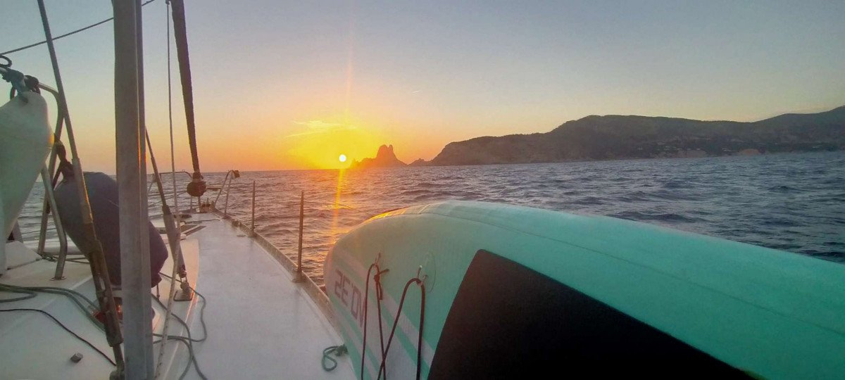 Vacaciones Singles. Navegar en Velero en Ibiza y Formentera - 5 o 7 días