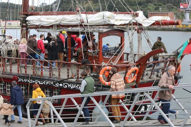 Travesía de Gijón a Vigo