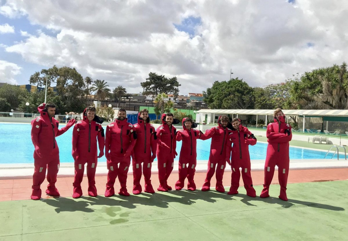 Actualización Formación Básica en Seguridad Marítima - Las Palmas