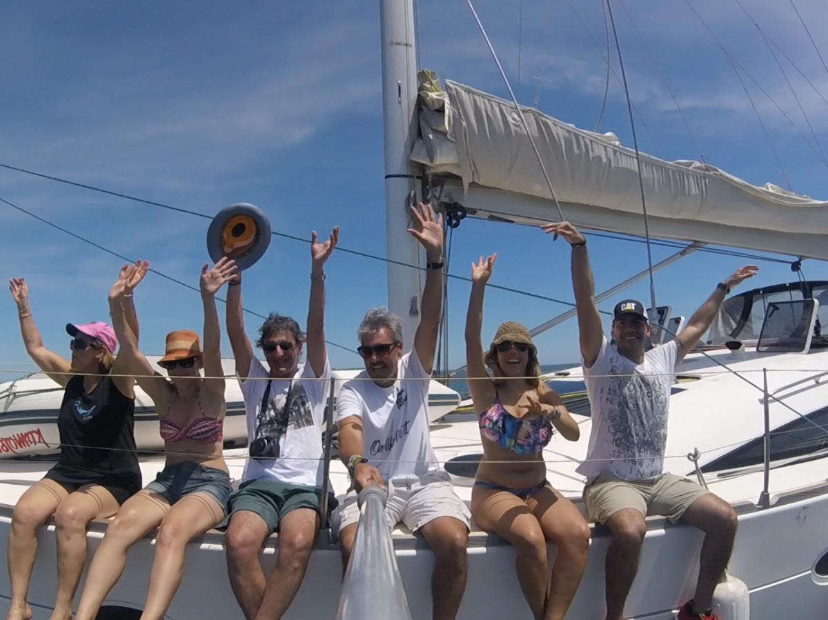 Travesía 7 días de Valencia a Ibiza y Formentera