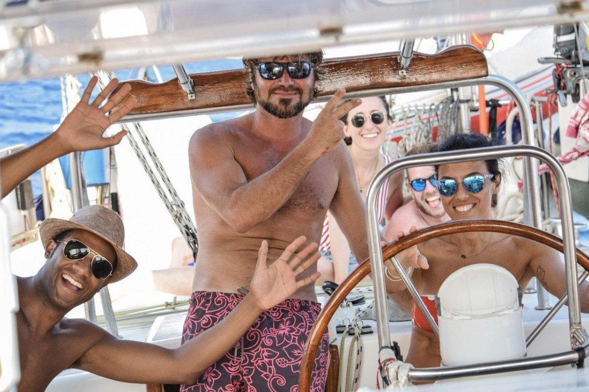 Crociera con skippeer Professionista nell'Arcipelago Toscano