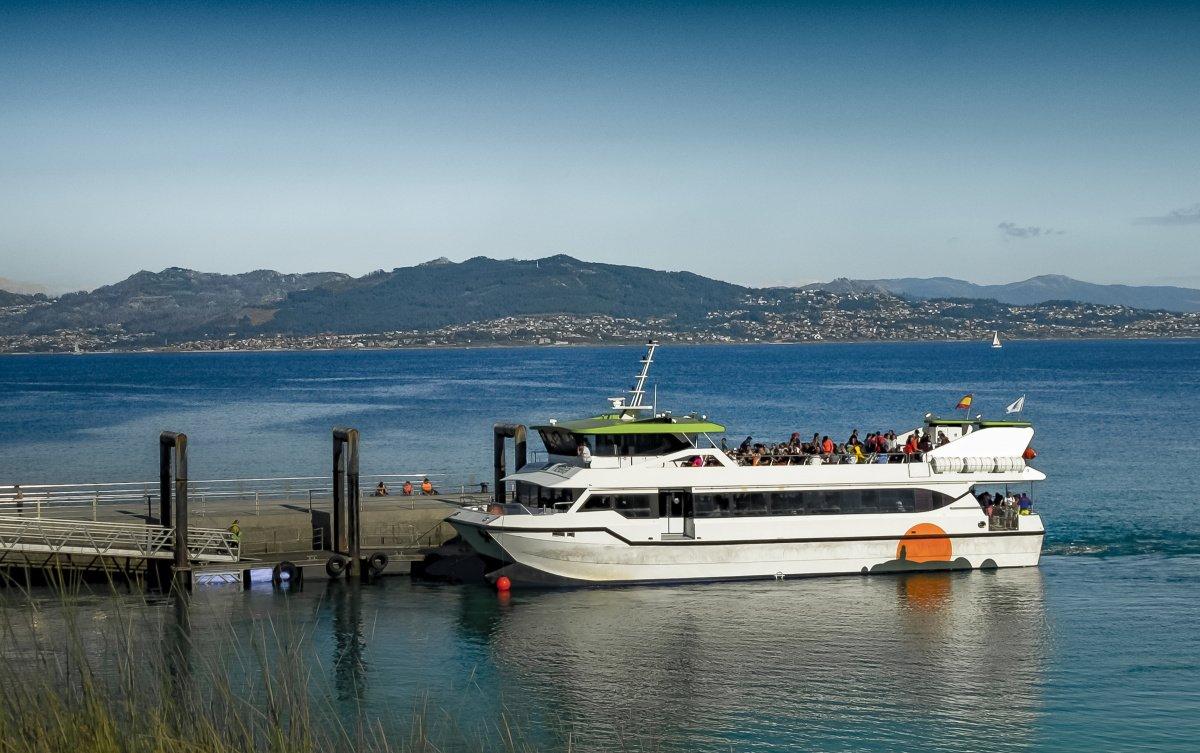 Actualización de Patrón Portuario en Marín (Pontevedra)