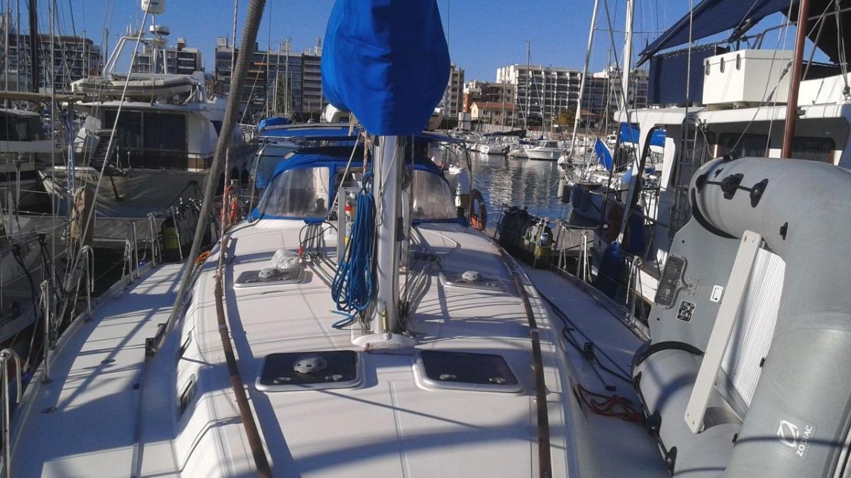 Una semana de vida a bordo de buceo por Ibiza, Formentera, Columbretes