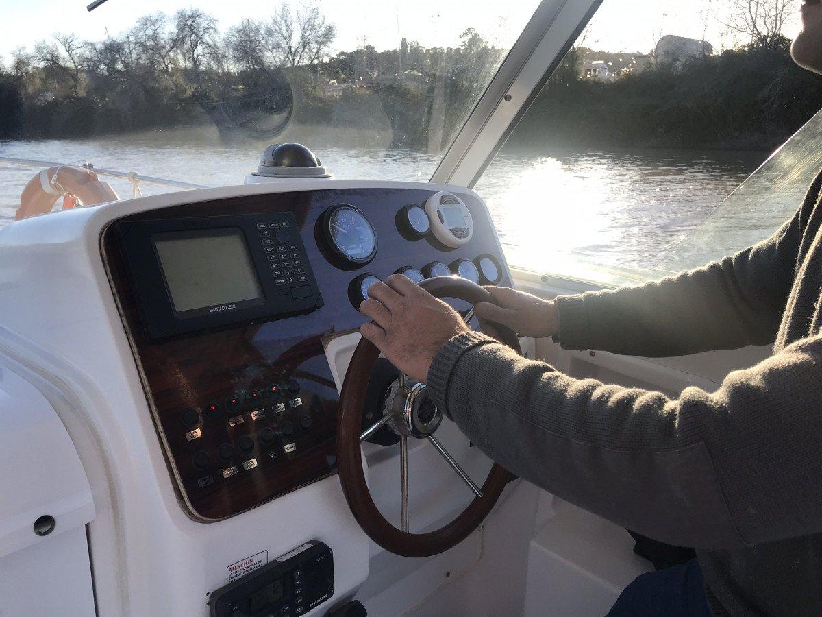 Licencia de Navegación en El Rompido