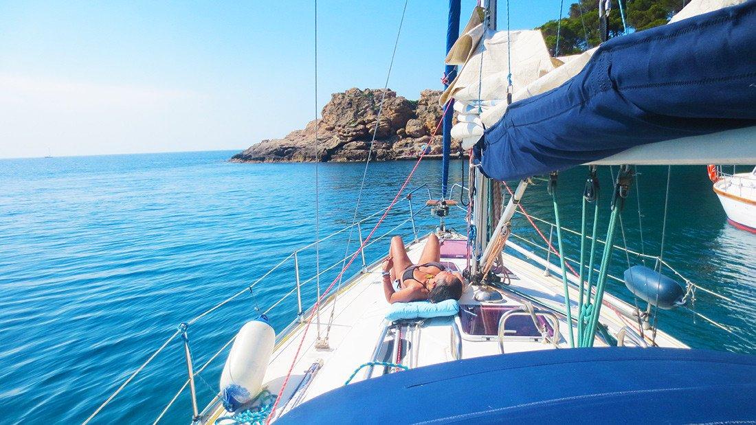 Semana en velero por Mallorca