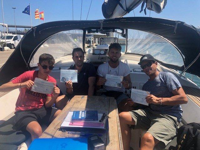 Licencia de Navegación en Valencia