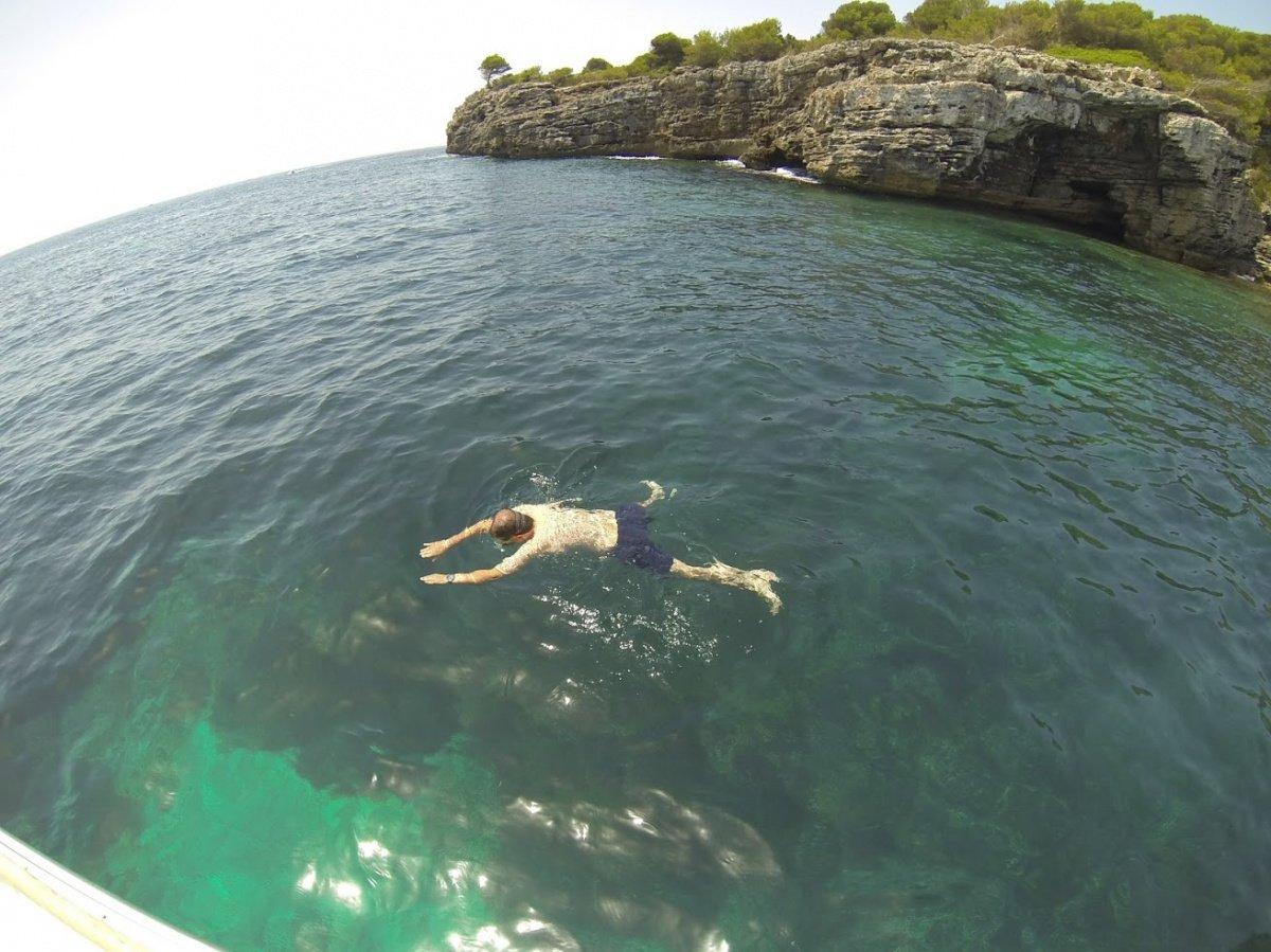 Una semana navegando por Menorca en velero