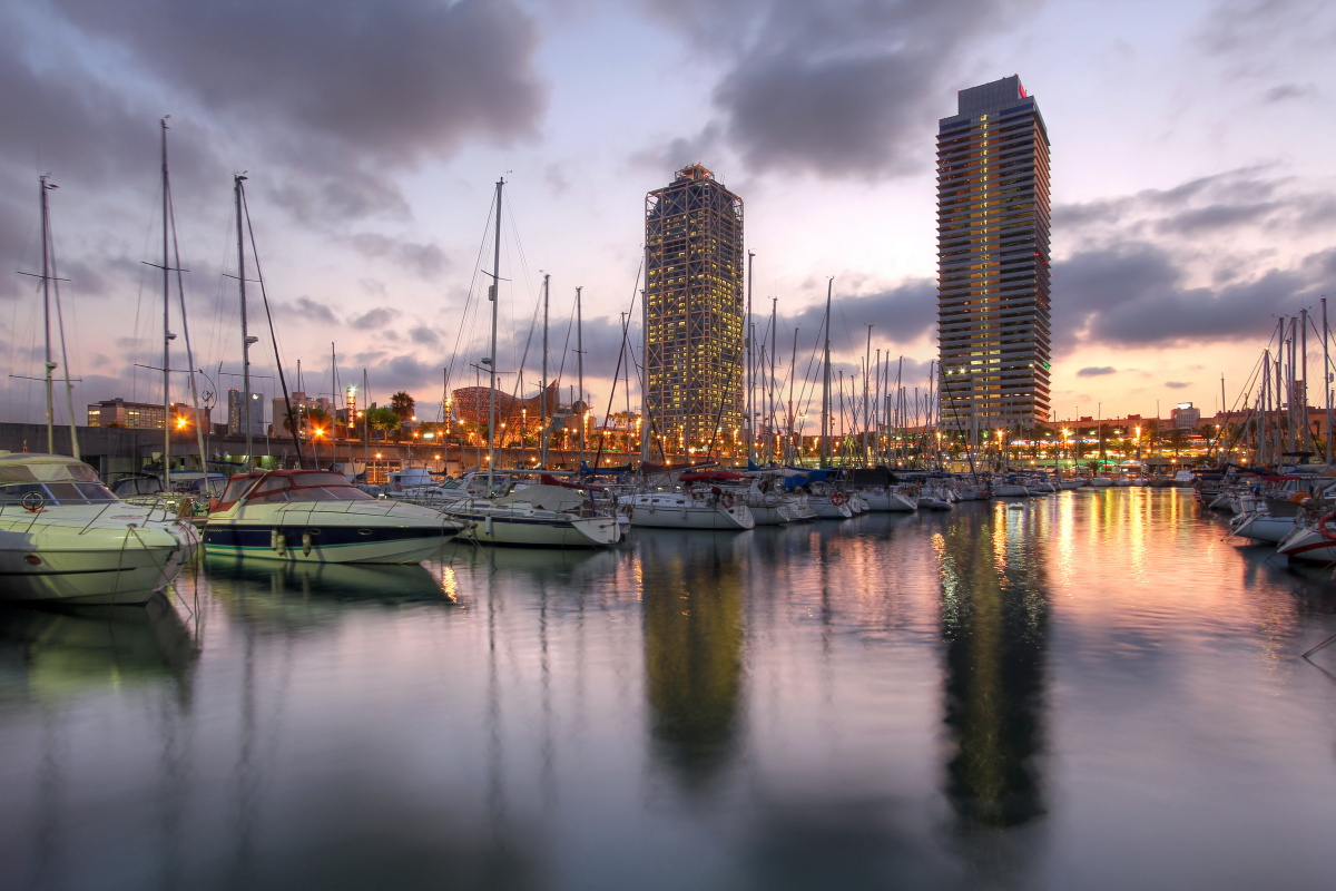 Curso de PNB en Port Olímpic de Barcelona