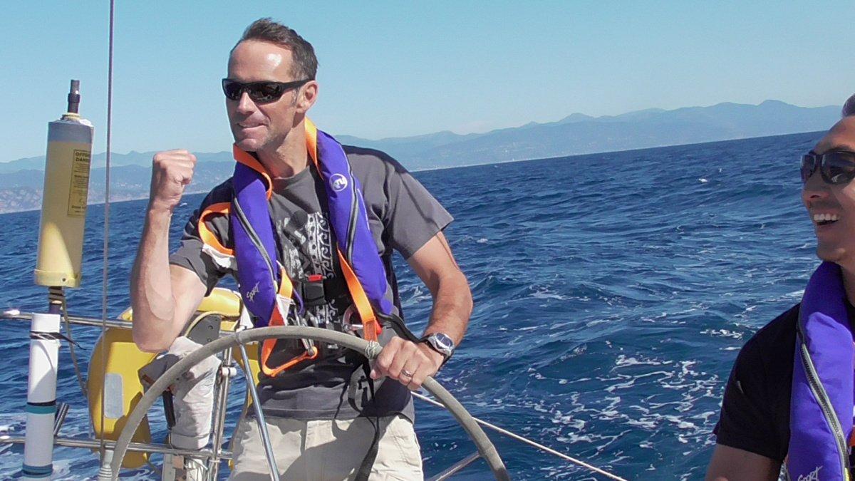 RYA Day Skipper Course, Genoa, Italy