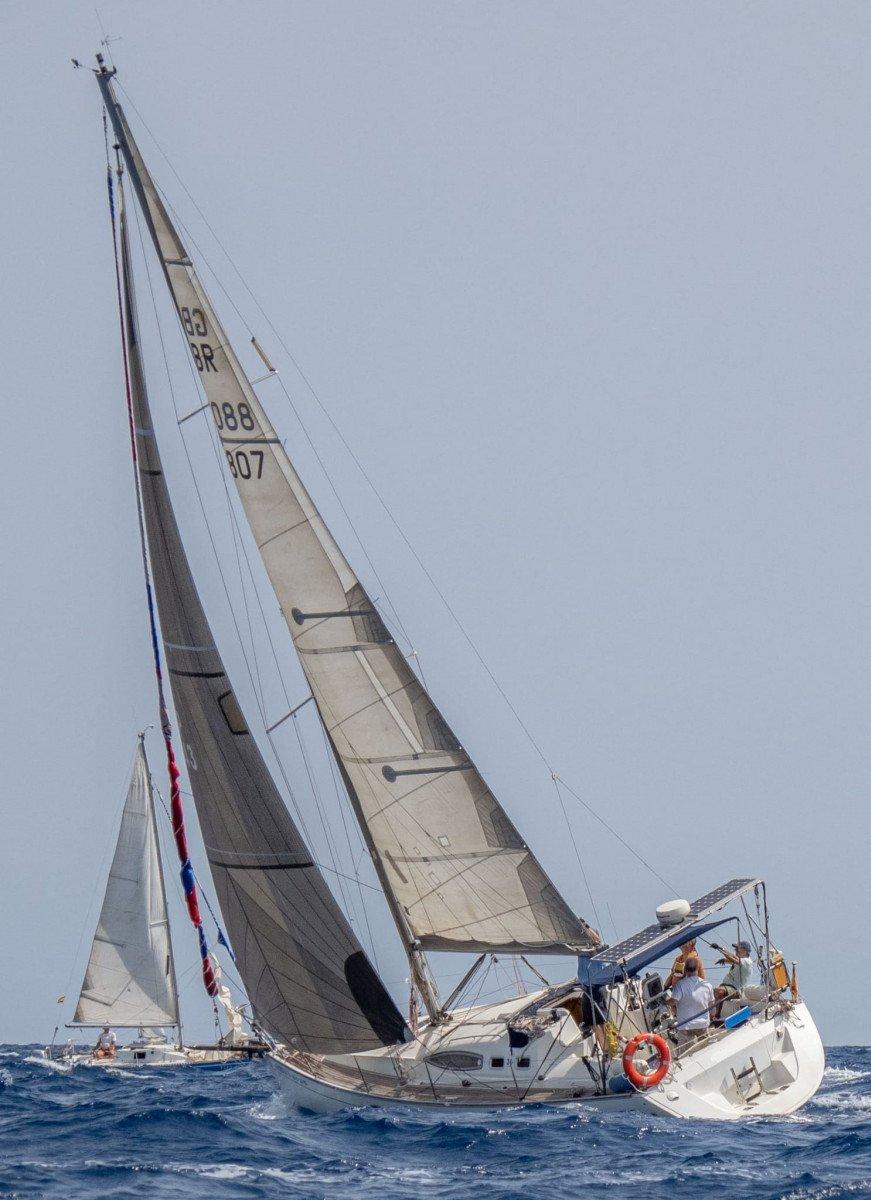 Practicas de Habilitación a Vela en Oropesa del Mar