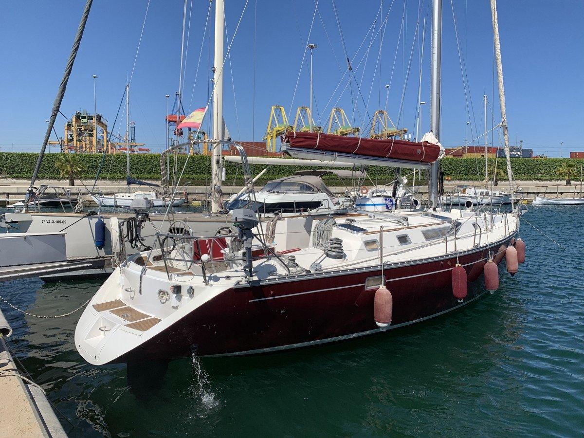 Prácticas Capitán de Yate en Valencia