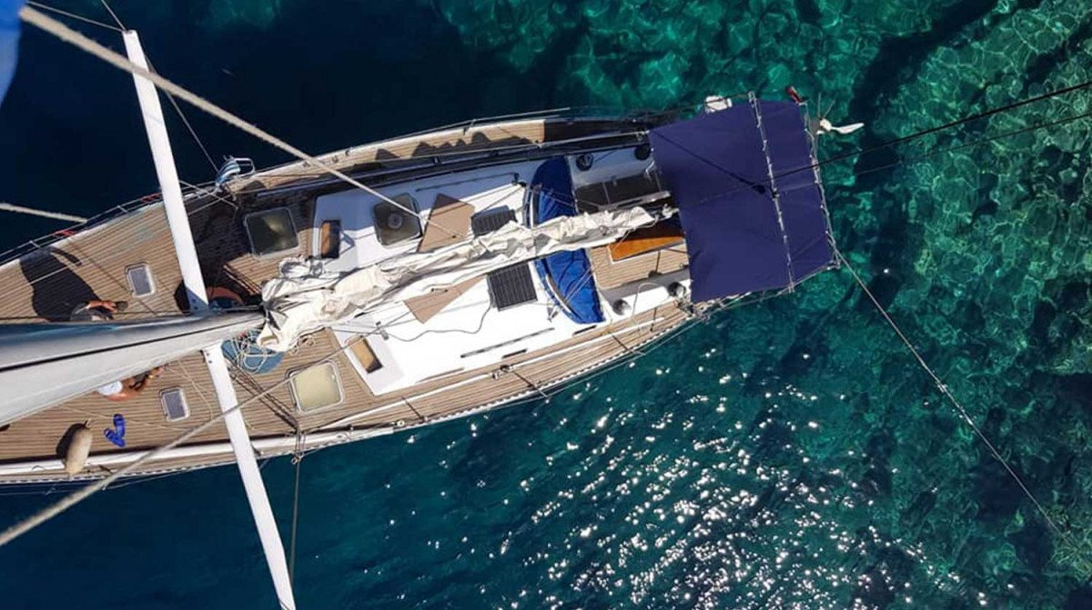 Vacanza alle isole Ioniche praticando sport