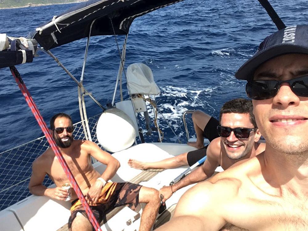 2 días navegando o prácticas PER 4 pax. Ibiza |Formentera | Amarre en Ibiza