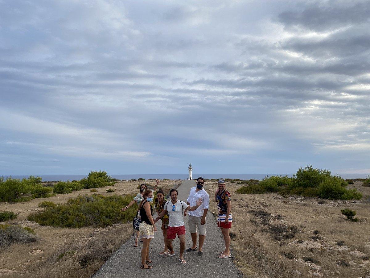 Fiesta del Pilar: cerramos el verano navegado a Formentera